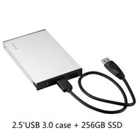 Wholesale Zheino P2 G USB3 External Aluminum Case Super Speed with SATA Solid State Drive Replacement Of External Hard Drive Disk