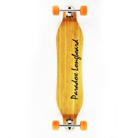 bamboo longboards - Paradox Longboards Downhill Complete Bamboo Skateboard ABEC High Speed Bones Quality Bearings Longboard