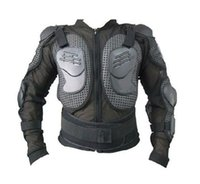 Wholesale Racing Motorcycle Body Armor Spine Chest Protective Jackets Gear Full body prootector black Size M L XL XXL XXXL