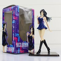 anime - Anime One Piece Dead or Alive Nico Robin swimsuit PVC Action Figure figure Model Toy cm