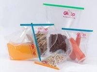 Wholesale Brand New box Magic Bag Sealer Stick Unique Sealing Rods Great Helper for Food Storage DHL