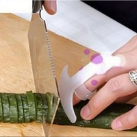 Wholesale Hand Finger Guard Protector Knife Chopping Cut Helper Kitchen Tool Safe