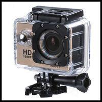 action camcoder - SJ4000 Series SJ4000 SJ4000 WIFI Action Camera Waterproof Camera P HD D Sport DV Diving Camcoder