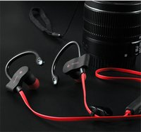 Wholesale Earhook Power Wireless headphones IN EAR stereo Bluetooth sports waterproof and sweat headset VS PB2 pb2 phone Universal