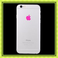 apple logo lamp - iPhone6 plus logo fluorescent lamp for iphone LED cold light Fit Iphone iphone s In Stocked