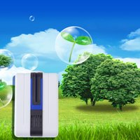 Wholesale Negative Ion Anion Home Mini Air Purifier Ozonator Purify Cleaner AU Plug hot sales