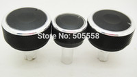 Wholesale alloy deodorant For VW Passat B5 GOLF MK4 Bora A C Heat Air Conditioning Knob Switch Aluminum Alloy