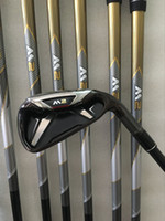 Wholesale Golf Clubs M2 Irons set PS Graphite shaft Regular flex M2 Golf Irons Come headcover