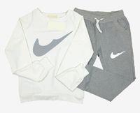 Wholesale 2016 brand tracksuit women sport suit hoodie sweatshirt pant jogging sportswear pc set