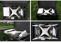 Wholesale DJI phantom standard protective trolley case Impact resistant sealed waterproof box custom DJI case tool box MM