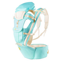 Wholesale Waist stool Baby belt with children baby buggies hip seat shoulders the stool made of pure cotton Air permeability of the four seasons