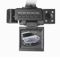 Wholesale Dual Lens Car DVR Inch HD TFT Dual Camera Camcorder P Dash Cam Dual Mirrors Tachograph HD Night Vision