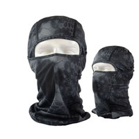 best balaclavas - High Quality Breathable Motorcycle Balaclava Full Face Mask Tactical Windproof Best Sports Outdoor Mask fits Under Helmet