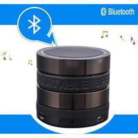 audio subs - Super Bass Camera Lens Shaped Hifi Stereo Wireless Bluetooth Speaker Sub woofer Boombox Sound box BT M1