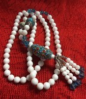 Wholesale China tibet Shell MM Buddhist Prayer Bead Mala Necklace Bracelet Beads