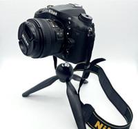 Wholesale YUNTENG Mini Tripod Mount Clip for Digital Camera Go Pro Camera Cell phone