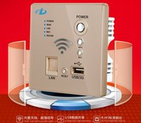 Wholesale 2016 New Arrival RJ45 Support G NET WIFI Router USB Wall mounted WIFI APP Wireless WIFI USB Charger outlet