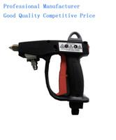 adhesive gun applicator - handgun Hot melt gun spiral spray or strip spray gun adhesive applicator