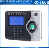 Wholesale KO O710 Latest Design EM Card Fingerprint Time Attendance