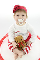 bebe china - 22 inch Reborn Bebe Collectible Baby Doll Realistic Reborn Toddler Baby Doll in Gentle Touch Vinyl