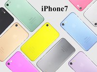 Wholesale Latest Camera Protection Generation Ultra Thin Slim Soft Silicone Rubber Cover with Colours For iPhone iPhone Plus Cell Phone Case