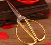 antique tailor scissors - Dragon Phoneix ZAKKA cross stitch European Retro classic Vintage Antique Craft Sewing Tailor scissor handicraft DIY Tool