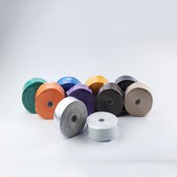 Wholesale New Colour Fiberglass Exhaust Header Heat Wrap inch x ft Roll Tape With Stainless Steel Ties Kit