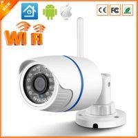 alert surveillance - Email Alert FTP b g Wireless Surveillance Cameras IP P P P Wifi Camera IP ONVIF Outdoor Bullet Security CCTV