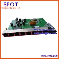 Wholesale PCB board PD with ethernet ports reverse POE optical network EPON ONU ports PCB board