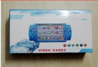 Cheap 4.3 inch Game console Portable Game Player game player mp5 player +DHL express fast shipping