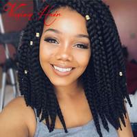 Wholesale New Arrive Havana Twist Braid Synthetic Hair kanekalon Crochet twist hair Inches Pack Braiding Hair Extension
