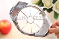 Wholesale 2016 New Stainless Steel Cooking Tools Apple Corer Slicer Kitchen Tool Fruit Vegetable Tools