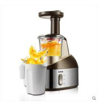 Wholesale Juicers Automatic slow juice machine Multi functional innovation extrusion cold pressing technology at low speed