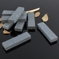 Wholesale 1pcs Sharpening Stones Grit Whetstone Chefs Kitchen Knives Sharpener Grinding Stone Knife Tools Accessories