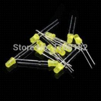Wholesale 500Pcs MM LED Diode Kit Mixed Color Red Green Yellow Blue White led player led diode w