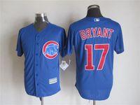 Wholesale Men s Cool Base Kyle Schwarber Kris Bryant Anthony Rizzo Jake Arrieta jason heyward Jersey Chicago Cubs baseball Jerseys