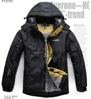 Wholesale New Men s Brand Down Jacket Man s Coat for Winter Autumn Cotton Padded Jackets Outdoors Sport Coat