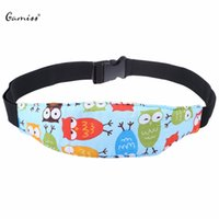 animal playpen - Infants And Baby Stroller Head Support Pram Safety Seat Fastening Belt Adjustable Playpens Positioner for Baby Sleep Fixing