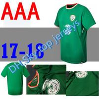 6a7ff7db4 17 18 Ireland Soccer Jerseys Republic of Ireland National Team Jerseys 2017  2018 World Cup KEANE Daryl Home Away Customize Football Shirts ...