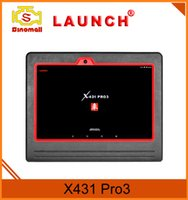 audi tablet - New Original LAUNCH X431 PRO3 Scanpad bluetooth WIFI Full System Car Diagnostic Scanner with GOLO tablet scan tool Multi Languages