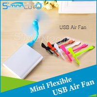 USB port   Long USB bendable usb fan cooler For Power Bank Laptop Desktop PC Computer Notebook with low noise And low power consumption