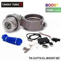 Wholesale Exhaust Control Valve With Boost Actuator Cutout mm Pipe CLOSED with Wireless Remote Controller Set TK CUT70 CL BOOST BZ
