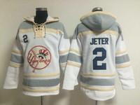 Wholesale Baseball jersey hoodie New York Yankees Derek Jeter Masahiro Tanaka Babe Ruth Mariano Jacoby Ellsbury Rivera hoodie