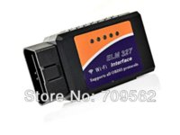 audi connection - Newly ELM327 WIFI WIFI Connection OBD2 Auto Code Reader WI FI Connection ELM Supports iOS Phone OBD2 Diagnostic M18456