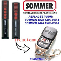 auto shop tools - After market replacement remote for SOMMER TX03 compatible remote control top quality and free shopping