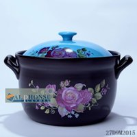 area offers - A large part of the area of new Shanfang special offer shipping ceramic pot casserole pot of stew soup nutrition high temperatur