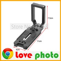 arca swiss system - MPU L Quick Release Plate Bracket For All Brand Camera Arca Swiss QR System Tripod Monopods