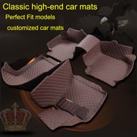 audi floor mat - Car floor mats for BMW series X1 X3 X4 X5 X6 i i i i M3 Z4 Min AUDI A1 A3 A4 A5 A6 A7 A8 Q3 Q5 Q7 D car styling carpeti