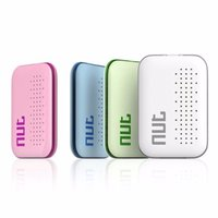 Wholesale Nut Mini Smart Tag GPS Tracker Bluetooth Anti lost Alarm Key Finder Locator colors for choose