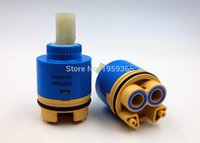 Wholesale 40mm Standard Ceramic Cartridge with Distributor with Filter Faucet Replacement Part High Quality